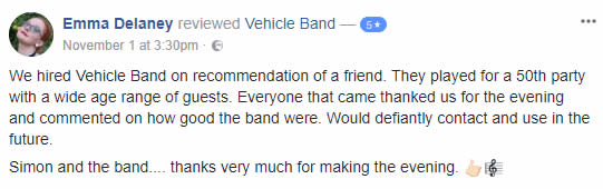 Vehicle Band